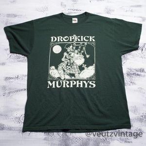 Dropkick Murphys Band T-Shirt -Men's XL